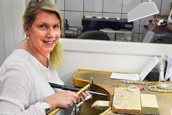 Juwelier Dygutsch Heide - Katja Albertsen-Bärwaldt