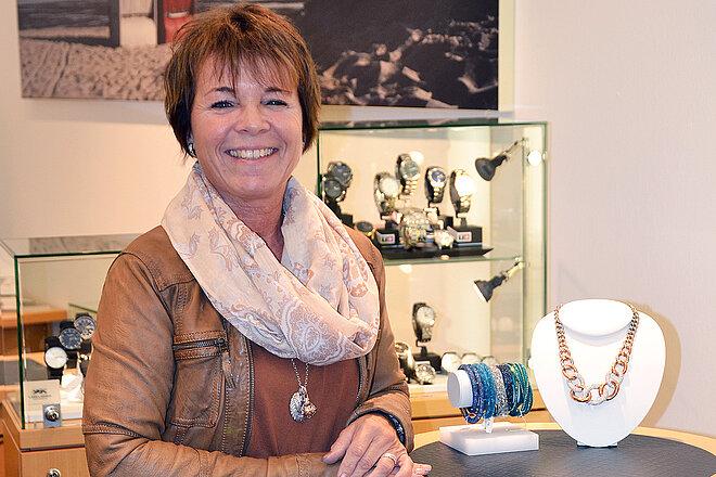 Juwelier Dygutsch Heide - Regina Krause